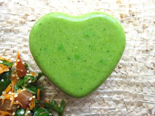 Terrine de petits pois frais green me up - Cuisiner les petits pois frais ...