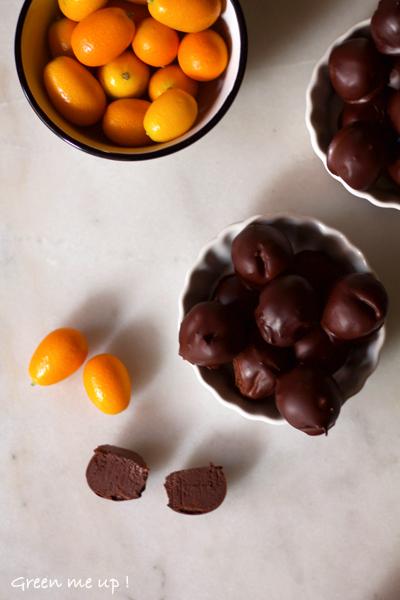 truffes chocolat vegan facile délicieux légumineuses protéines végétales