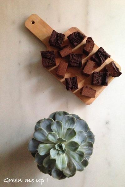 fondant chocolat courge facile trois ingrédients végétalien